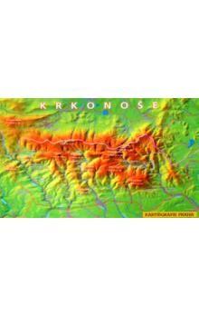 Kartografie PRAHA 3D Krkonoše cena od 63 Kč