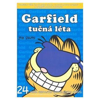 Jim Davis: Garfield tučná léta (č.24) cena od 65 Kč