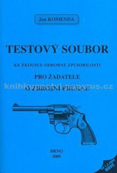 Jan Komenda: Testový soubor 2009 cena od 83 Kč