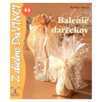 Mária Radics: Balenie darčekov cena od 49 Kč