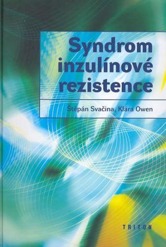 Štěpán Svačina: Syndrom inzulínové rezistence cena od 63 Kč