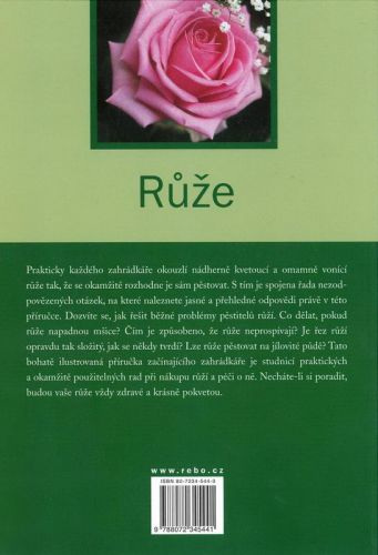 Renée Laros: Růže cena od 39 Kč