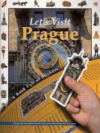 SLOVART Let´s Visit Prague cena od 75 Kč