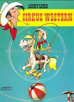 René Goscinny, Morris: Cirkus Western cena od 77 Kč