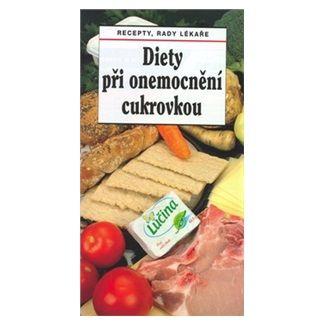 Vladimír Bartoš: Diety při onemocnění cukrovkou cena od 37 Kč