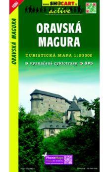SHOCART Oravská Magura 1:50 000 cena od 85 Kč