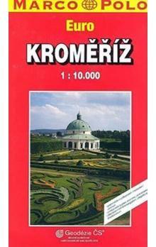 Kroměříž 1:10 000 cena od 41 Kč
