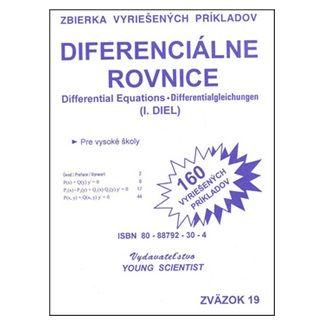 Marián Olejár: Diferenciálne rovnice 1 cena od 56 Kč