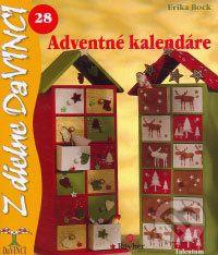 Erika Bock: Adventné kalendáre cena od 58 Kč