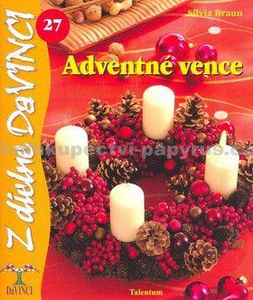 Silvia Braun: Adventné vence - DaVINCI 27 cena od 58 Kč
