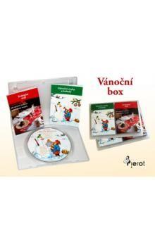 Vilgusová Hedvika: Vánoční box - sváteční stůl, Vánoční zvyky cena od 74 Kč