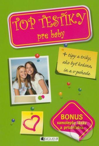 FRAGMENT Top testíky pre baby cena od 84 Kč