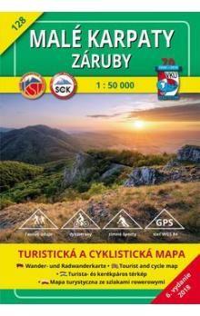 VKÚ Malé Karpaty Záruby 1:50 000 cena od 70 Kč