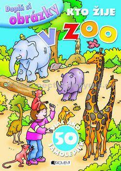 FRAGMENT Kto žije v Zoo cena od 54 Kč