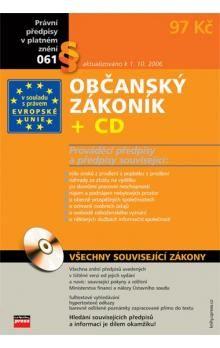 Kolektiv: Občanský zákoník + CD cena od 68 Kč