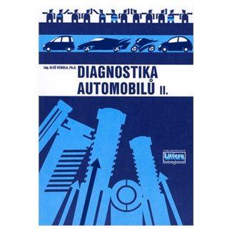 Aleš Vémola: Diagnostika automobilů II. cena od 70 Kč