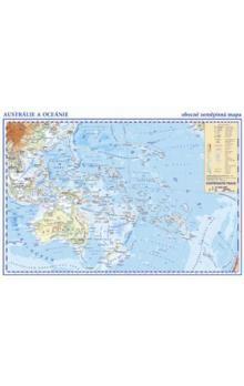 Kartografie PRAHA Austrálie a Oceánie cena od 30 Kč