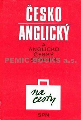 Česko-anglický a anglicko-český slovník na cesty cena od 45 Kč