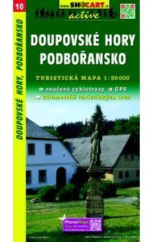 SHOCART Doupovské hory Podbořansko1:50 000 cena od 73 Kč