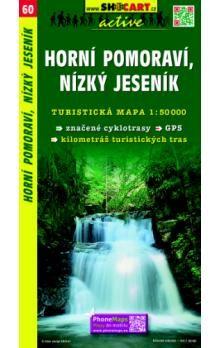 Horní Pomoraví, Nízký Jeseník 1:50 000 cena od 60 Kč