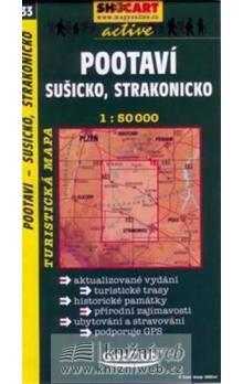 Pootaví Sušicko Strakonicko 1:50T cena od 69 Kč