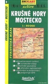Krušné hory Mostecko 1:50 000 cena od 69 Kč