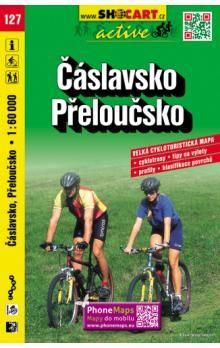 Čáslavsko Přeloučsko 1:60 000 cena od 95 Kč