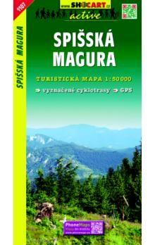 SHOCART Spišská Magura 1:50T cena od 76 Kč