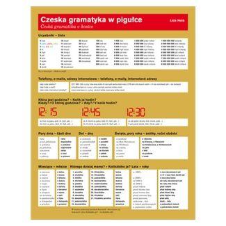 Lída Holá: Česká gramatika v kostce - polská verze cena od 38 Kč
