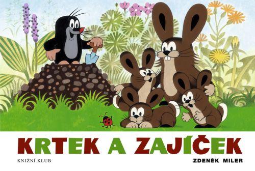 Zdeněk Miler: Krtek a zajíček cena od 71 Kč