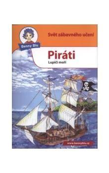 Michael Wolf, Harald Steifenhofer: Benny Blu Piráti cena od 24 Kč