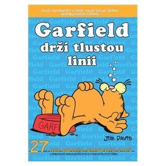 Jim Davis: Garfield drží tlustou linii (č.27) cena od 65 Kč