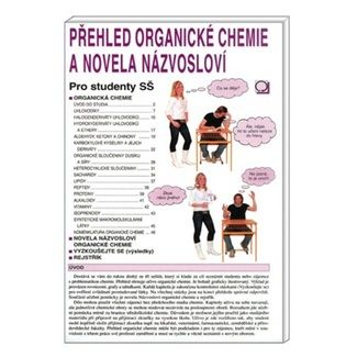 Danuše Pečová: Přehled organické chemie a novela názvosloví - Pro studenty SŠ cena od 48 Kč