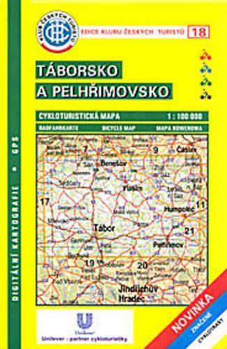 Cabalka Zdeněk KČTC 18 Táborsko, Pelhřimovsko cena od 78 Kč