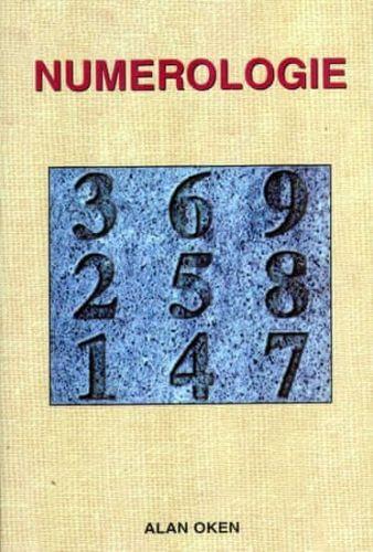 Alan Oken: Numerologie cena od 65 Kč