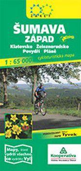 Žaket Šumava západ 1: 65 000 cena od 77 Kč