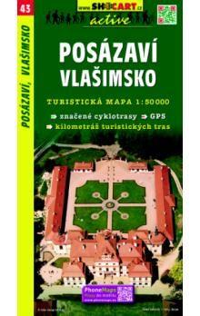 Posázaví Vlašimsko 1:50 000 cena od 94 Kč