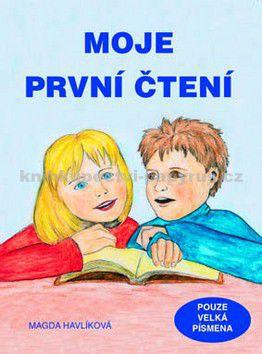Magda Havlíková: Moje první čtení cena od 57 Kč