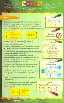 didaktis Mapka matematiky 2 cena od 36 Kč