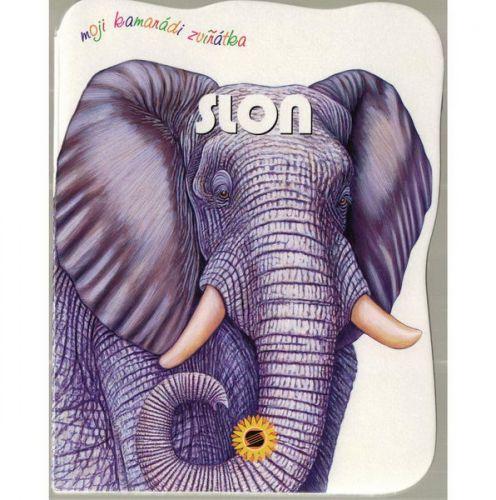 Consuelo Delgado: Moji kamarádi zvířátka - Slon cena od 59 Kč