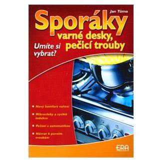 Jan Tůma: Sporáky, varné desky, pečící trouby cena od 24 Kč