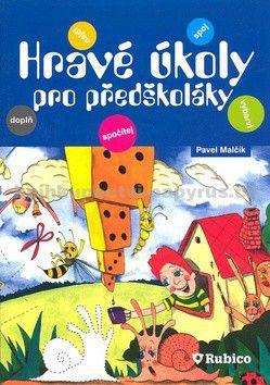 Rubico Hravé úkoly pro předškoláky cena od 119 Kč