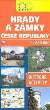 Žaket Hrady a zámky České republiky cena od 30 Kč