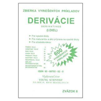 Marián Olejár, Iveta Olejárová: Derivácie I.diel cena od 56 Kč