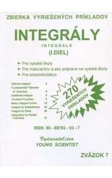 Marián Olejár, Iveta Olejárová: Integrály I.diel cena od 56 Kč