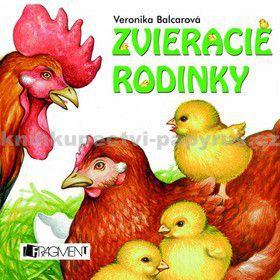 Veronika Balcarová: Zvieracie rodinky cena od 61 Kč