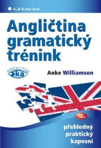 Anke Williamson: Angličtina gramatický trénink cena od 67 Kč