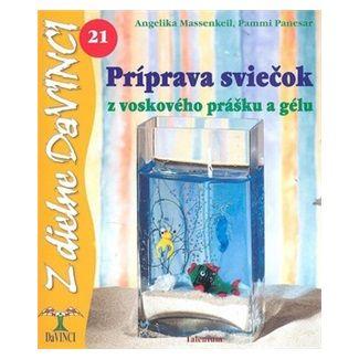 Angelika Massenkeil, Pammi Panesar: Príprava sviečok cena od 62 Kč