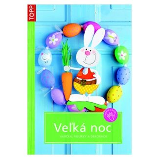 Veľká noc - Vajíčka, figúrky a dekorácie cena od 70 Kč