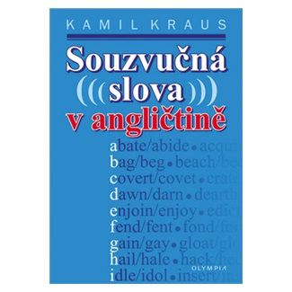 Kamil Kraus: Souzvučná slova v angličtině cena od 50 Kč